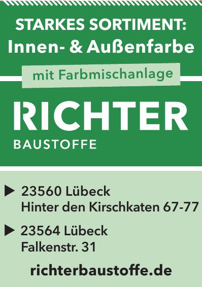 Richter Baustoffe GmbH & Co. KGaA