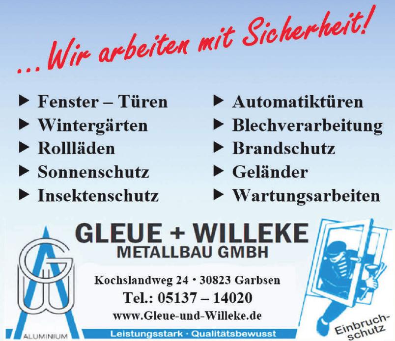 Gleue und Willeke Matallbau GmbH