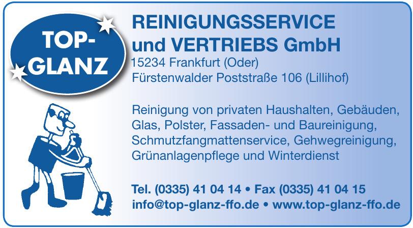 Reinigungsservice und Vertriebs GmbH