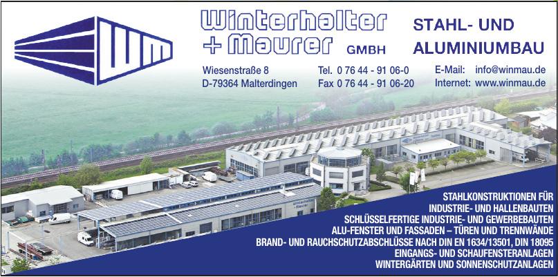 Winterhalter + Maurer GmbH