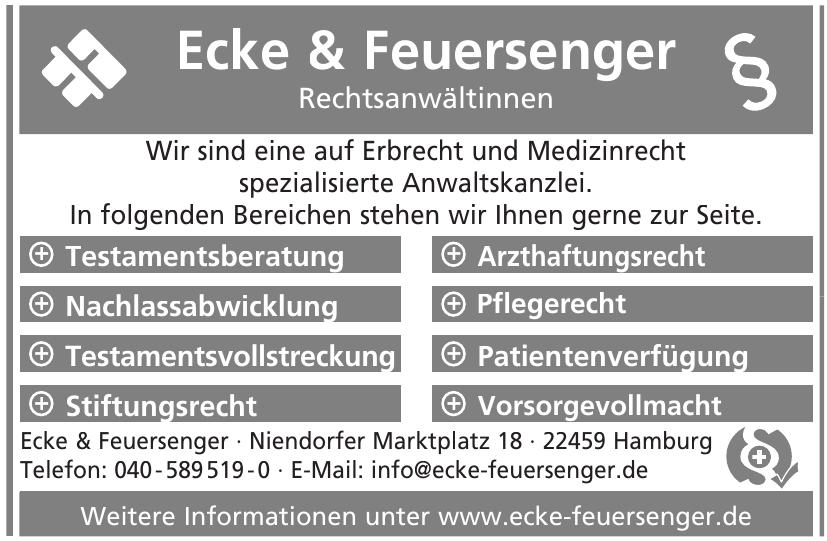 Ecke & Feuersenger