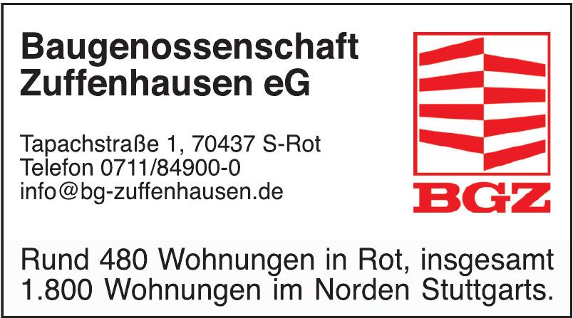 Baugenossenschaft Zuffenhausen eG