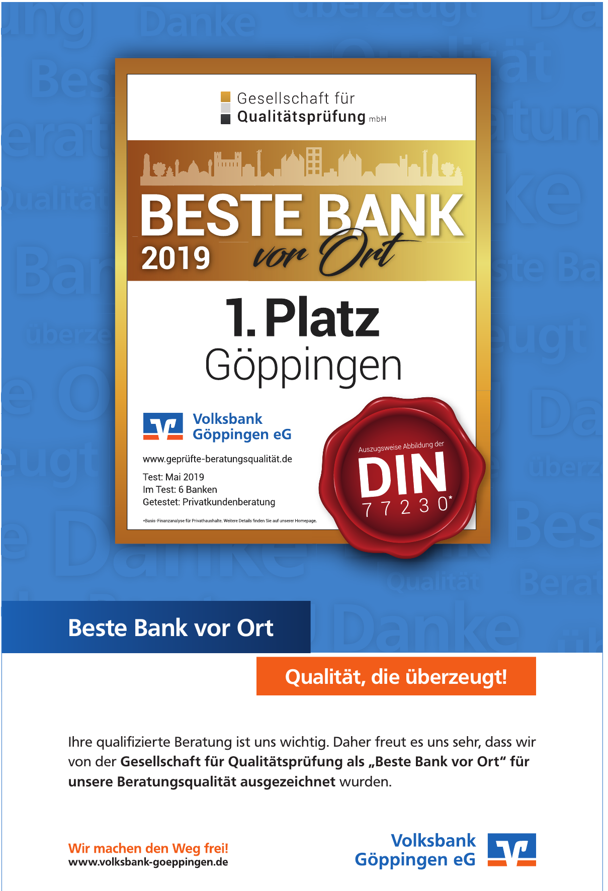 Volksbank Göppingen eG