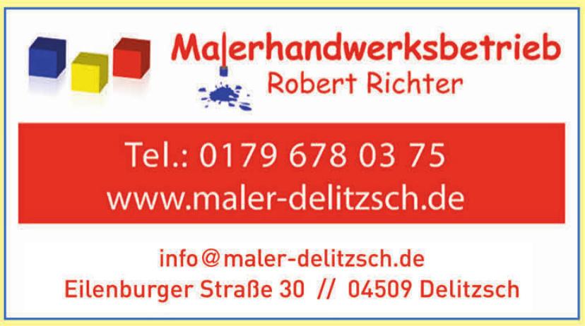 Malerhandwerksbetrieb Robert Richter