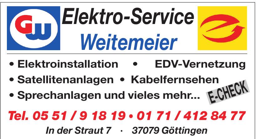 GW Elektro-Service Weitemeier