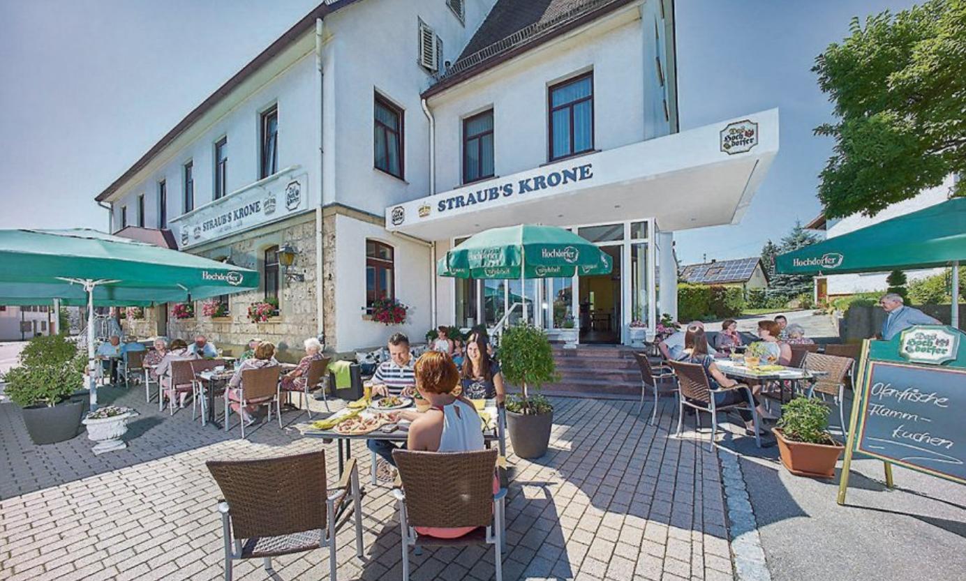 Straub's Krone, Bildechingen
