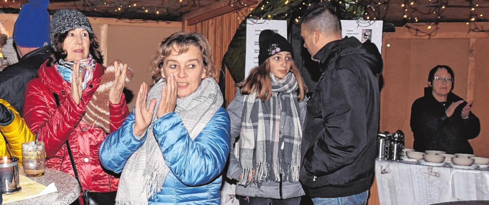 """Über viel Applaus der Besucher werden sich die Künstler, die beim """"Haßfurter Funkeln"""" auftreten, aber auch die Höfebetreiber sehr freuen. FOTO: ULRIKE LANGER"""