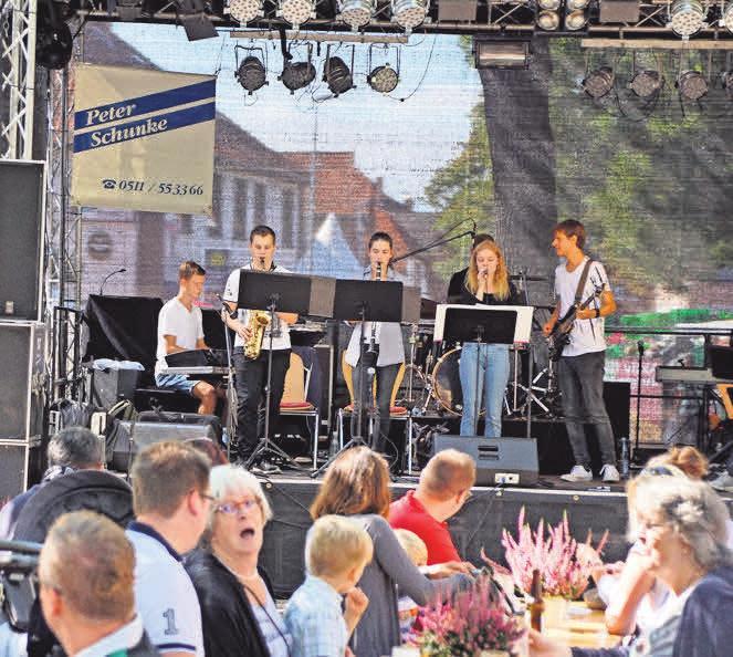 """""""Hörgenuss: Musikfreunde dürften am kommenden Wochenende ganz auf ihre Kosten kommen."""" Foto: Heck"""