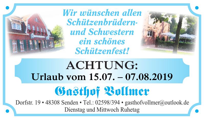 Gasthof Vollmer