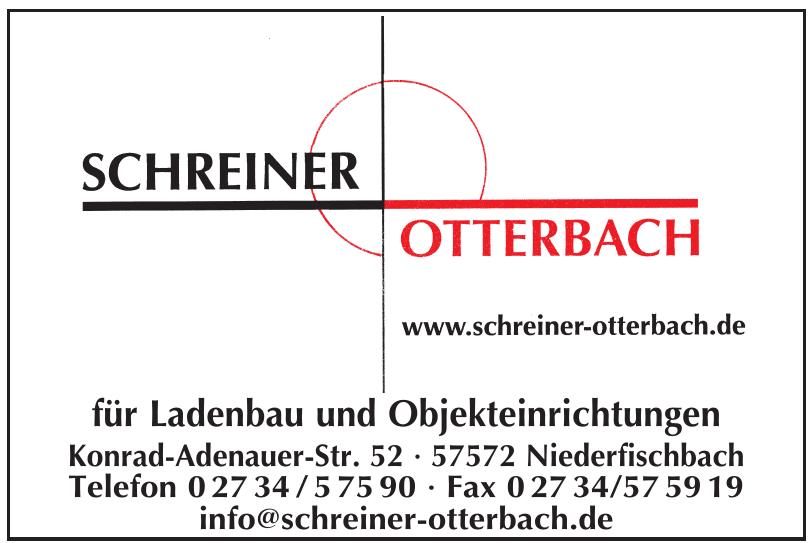 Schreiner Otterbach