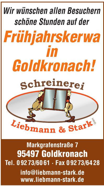 Schreinerei Liebmann & Stark GmbH
