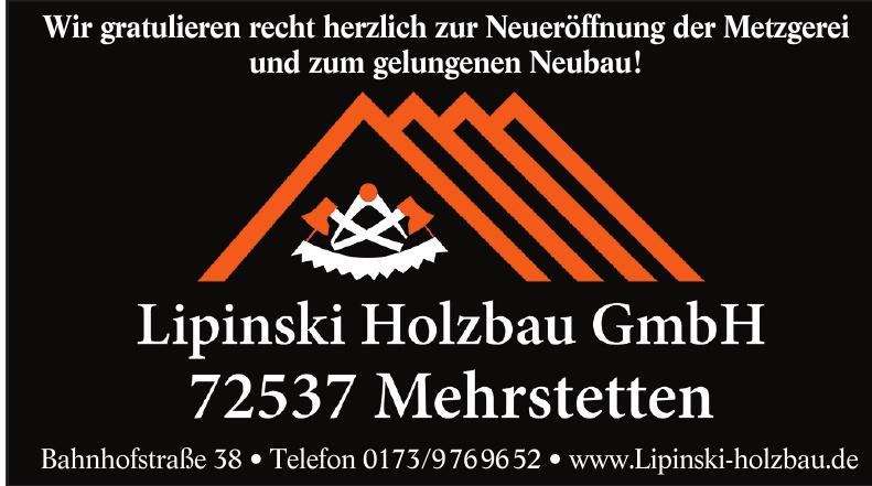Lipinski Holzbau GmbH