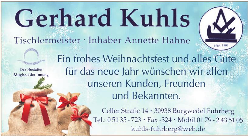 Gerhard Kuhls