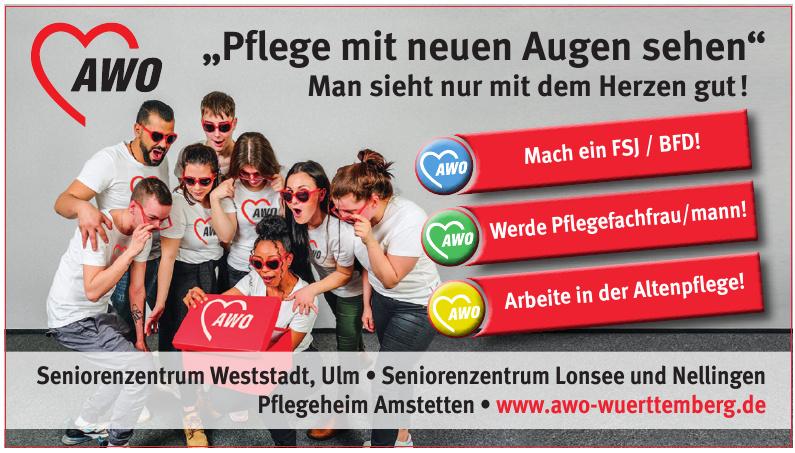 AWO-Seniorenzentrum Weststadt