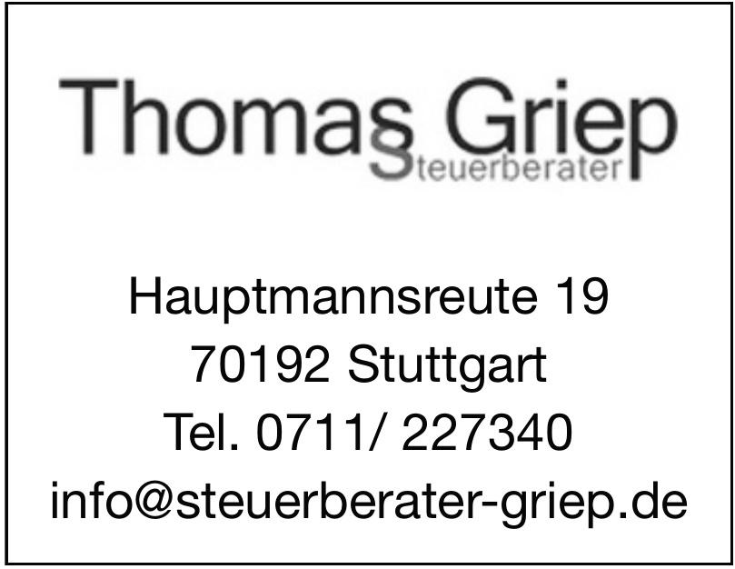 Thomas Griep Steuerberater