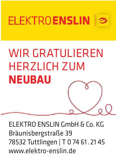 Elektro Enslin GmbH & Co. KG