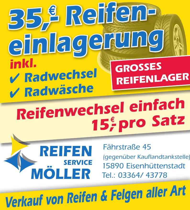 Reifen Service Möller