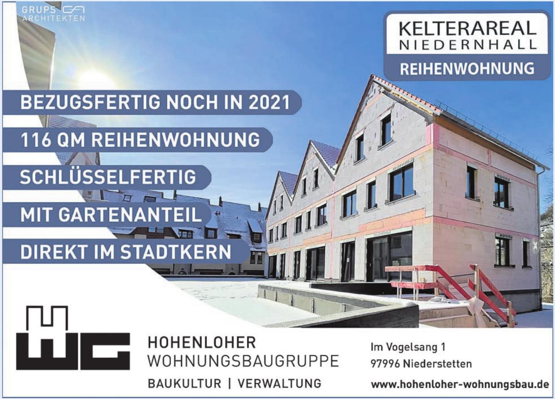 Hohenloher Wohnungsbaugruppe