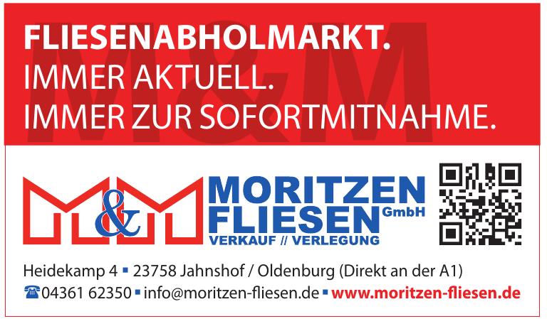 Moritzen Fliesen GmbH