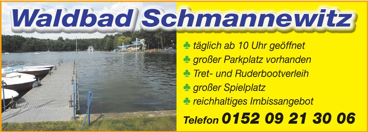 Waldbad Schmannewitz