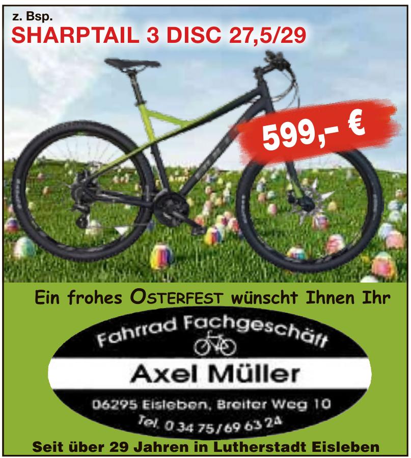 Axel Müller - Fahrrad Fachgeschäft
