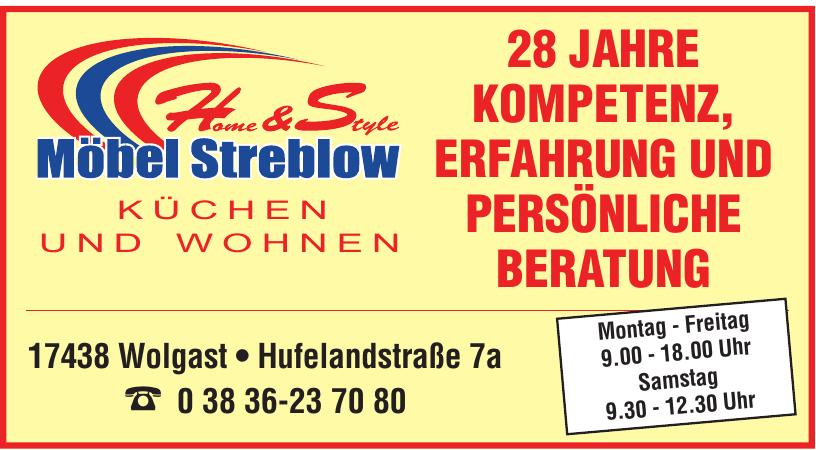 Möbel Streblow GmbH