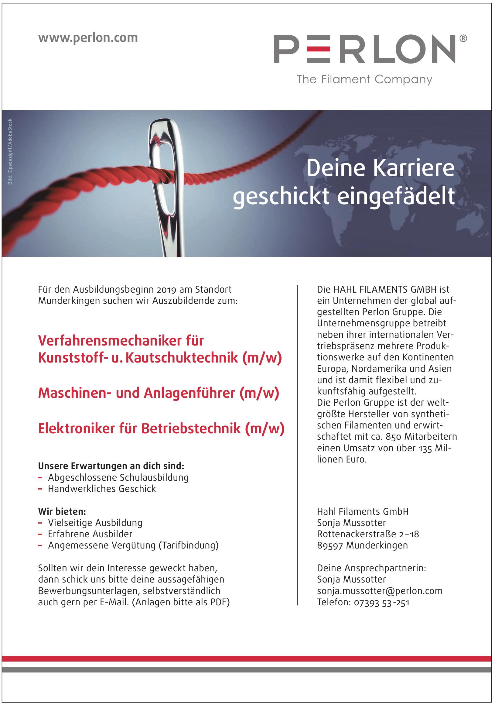 Hahl Filaments GmbH
