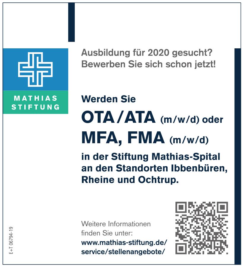 Mathias Stiftung