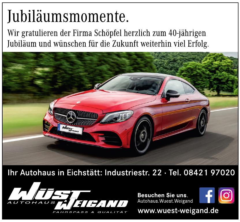 Autohaus Wüst & Weigant GmbH & Co. KG
