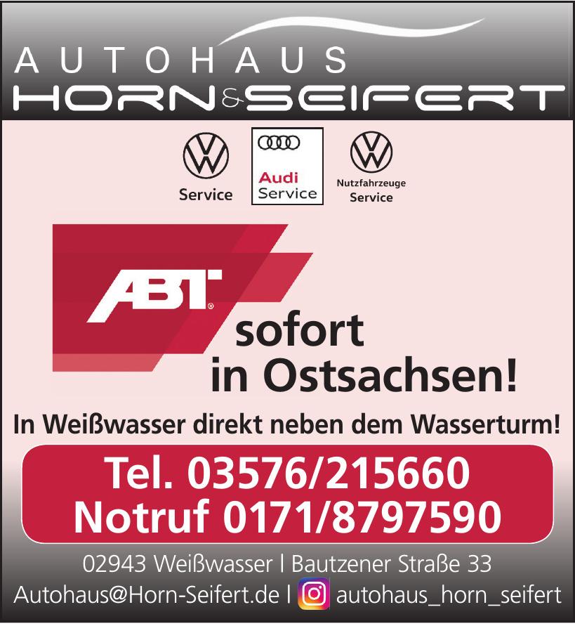 Autohaus Horn & Seifert
