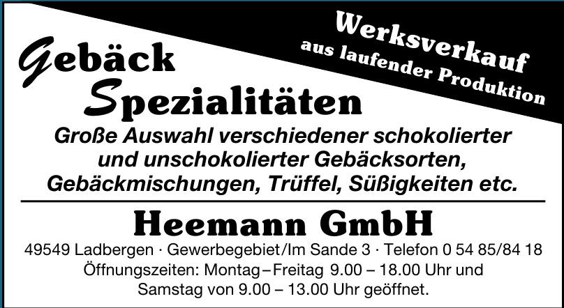 Heemann GmbH