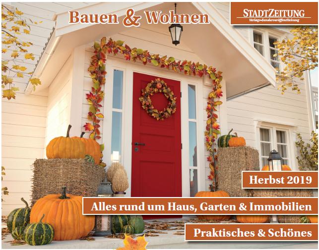 Bauen & Wohnen - Herbst 2019