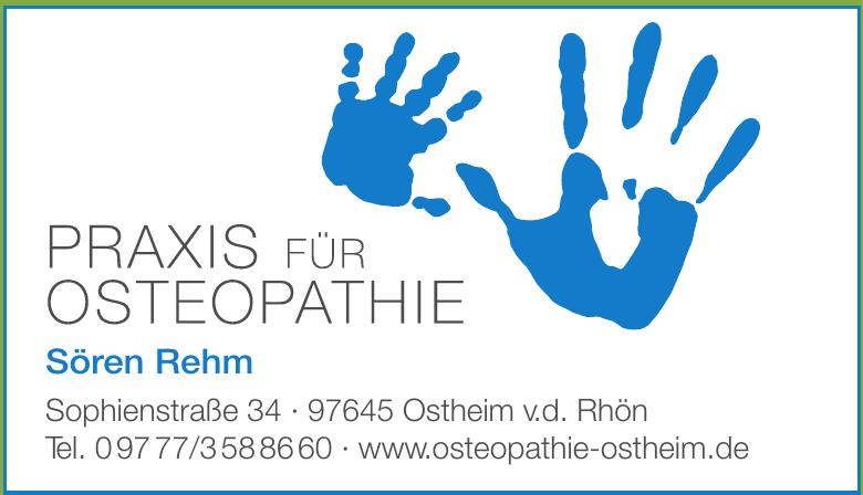 Praxis für Osteopathie