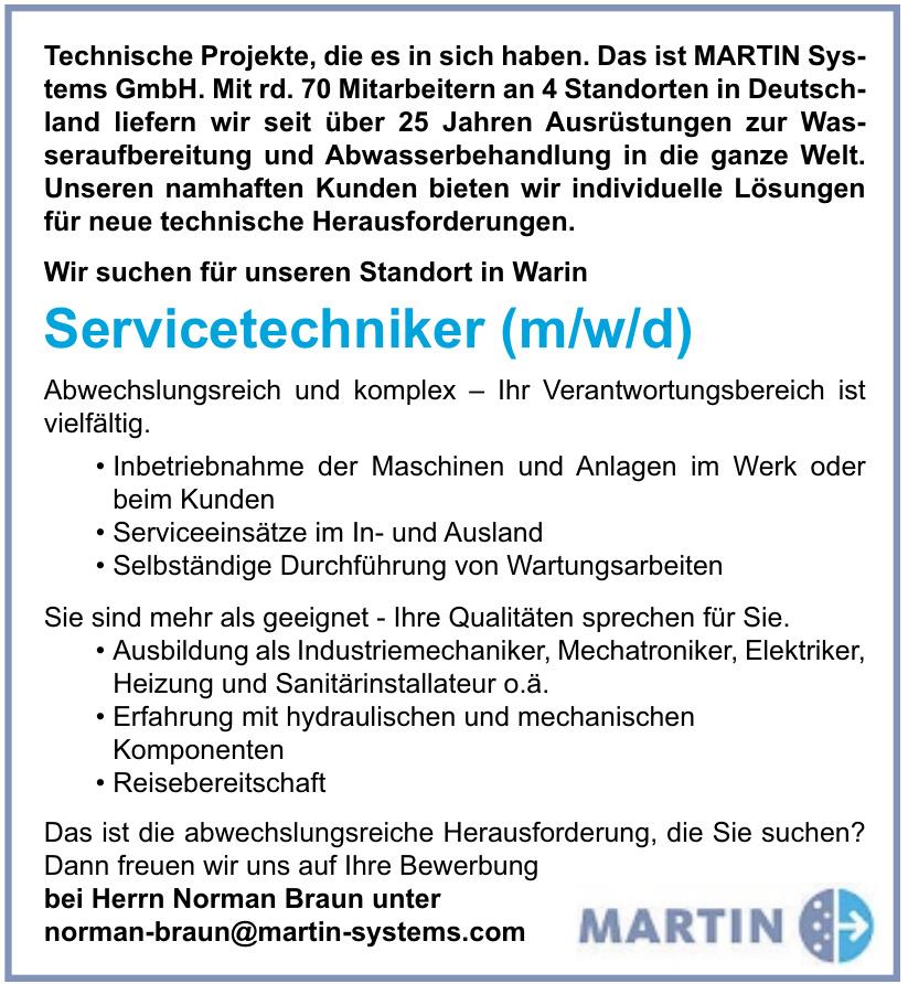 Martin Systems GmbH