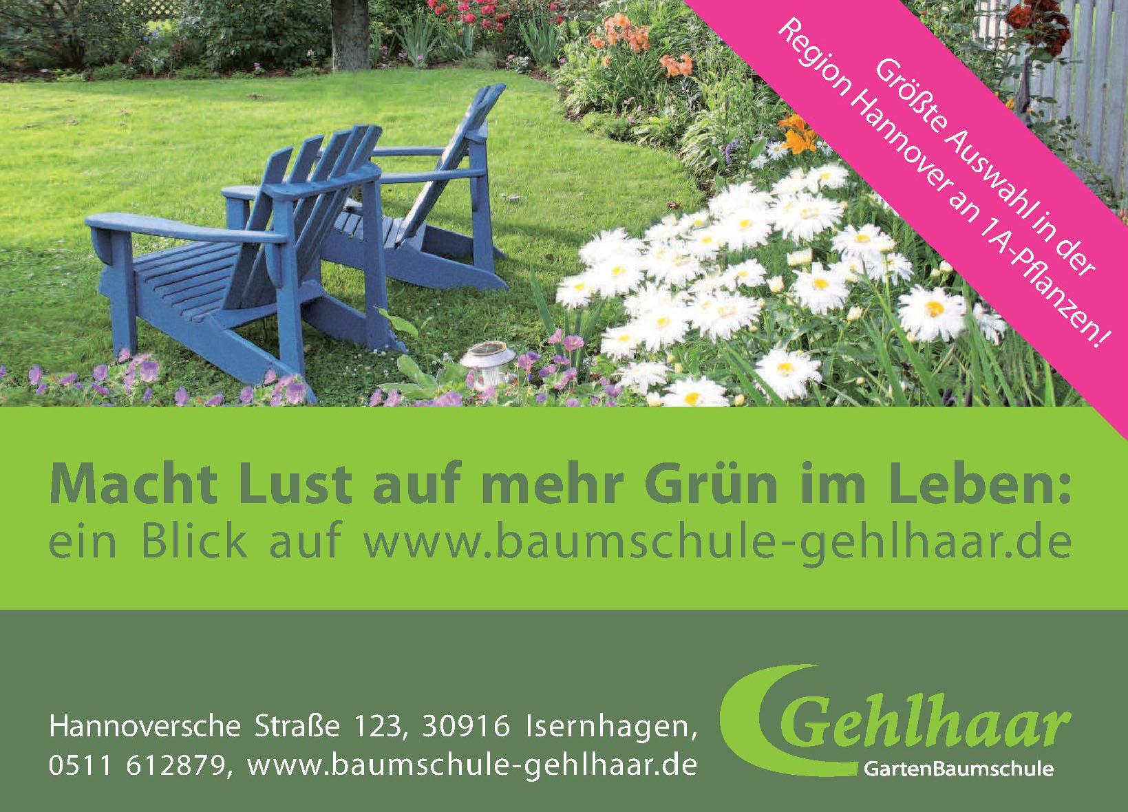 Gehlhaar Garten Baumschule