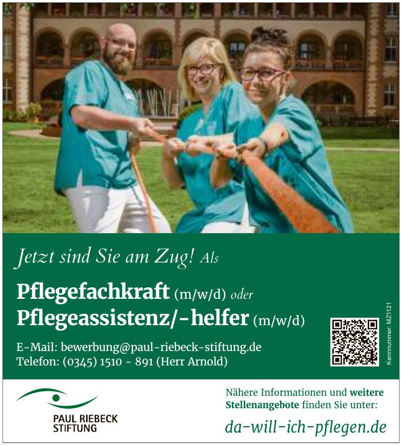 Paul-Riebeck-Stiftung