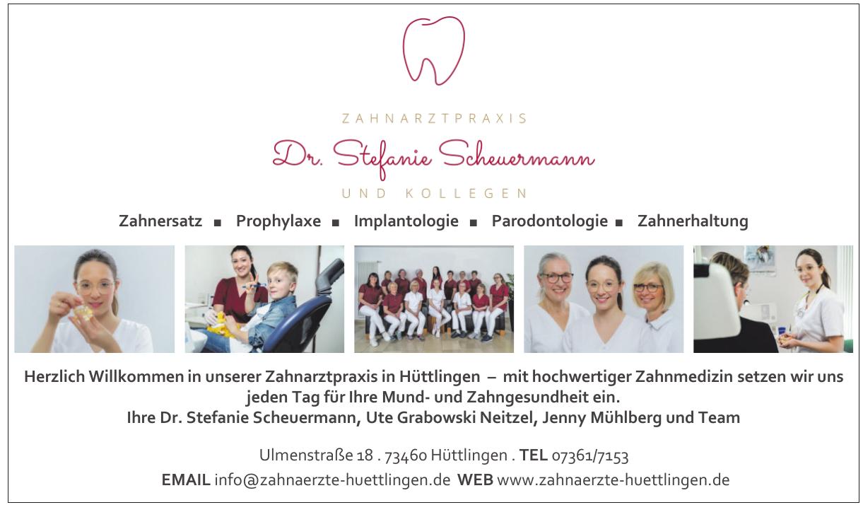 Dr. Stefanie Scheuermann & Kollegen