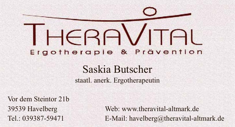 TheraVital Ergotherapie & Prävention