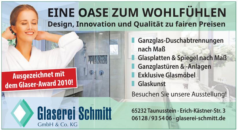 Glaserei Schmitt GmbH & Co. KG