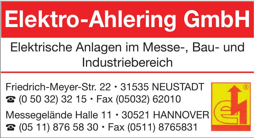 Elektro-Ahlering GmbH