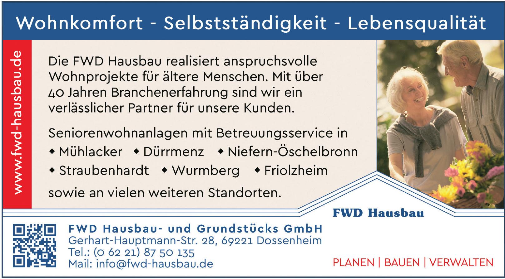 FWD Hausbau