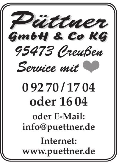 Omnibus Püttner GmbH & Co.Kg Creussen