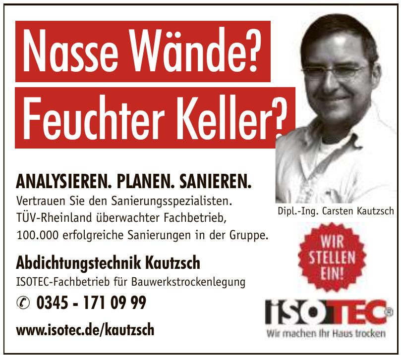 ISOTEC- Abdichtungstechnik Kautzsch