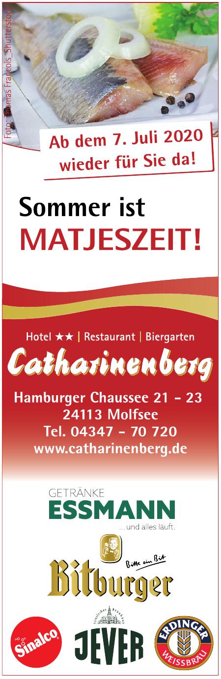 Catharinenberg Hotel - Restaurant