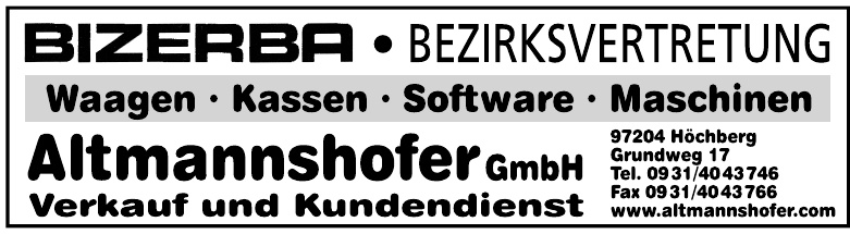 Altmannshofer GmbH