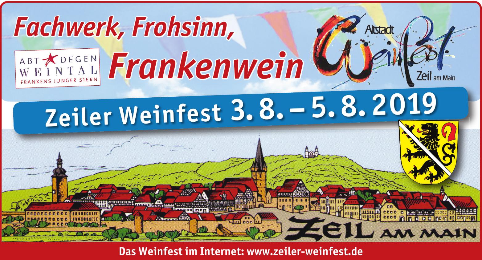 Zeiler Weinfest