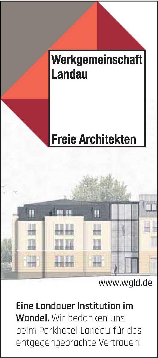 Werkgemeinschaft Landau Freie Architekten