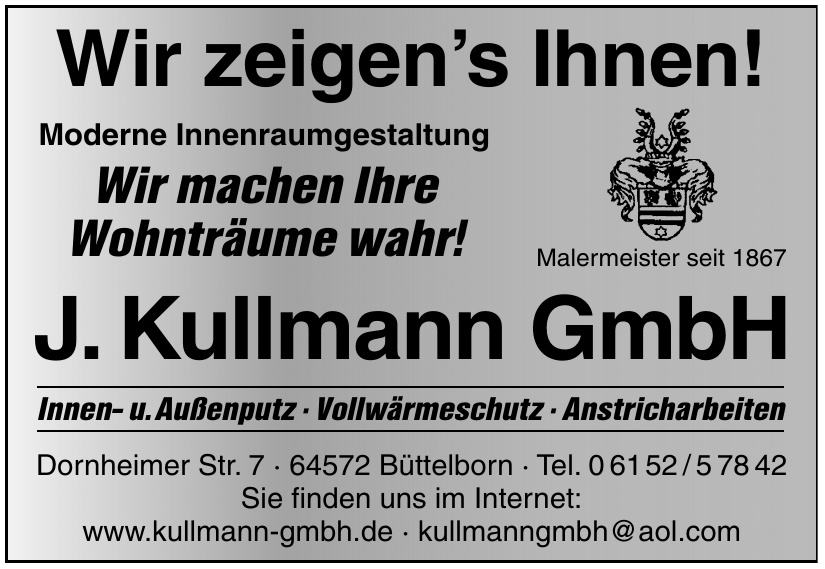 J. Kullmann GmbH