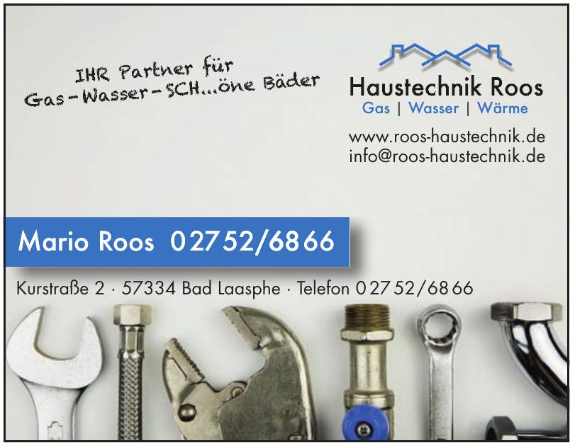 Haustechnik Roos