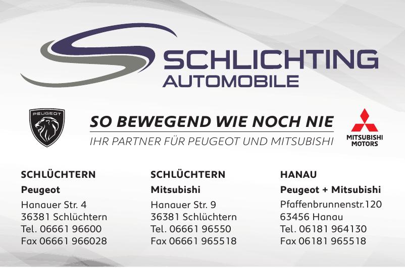 Schlichting Automobile